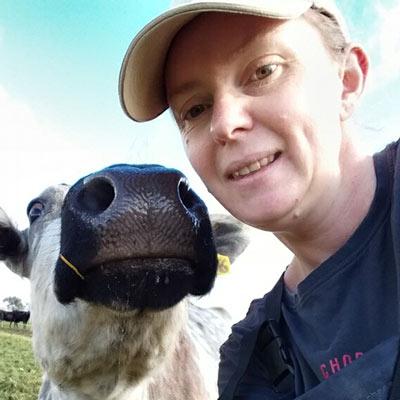 Ashlea Kowalski - Dairy Training