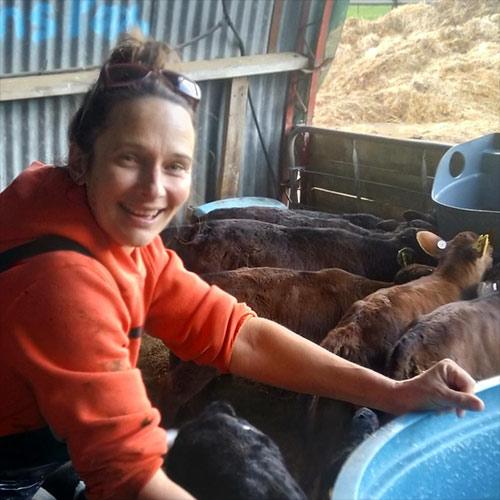 Gaynor Tierney - Dairy Training
